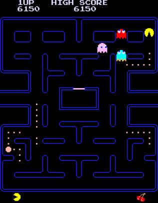 Pac-Man Arcade 25