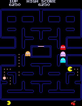 Pac-Man Arcade 26