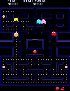 Pac-Man Arcade 38
