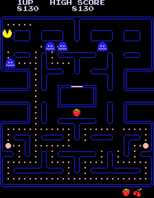 Pac-Man Arcade 39