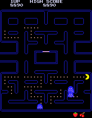 Pac-Man Arcade 41