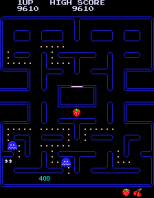 Pac-Man Arcade 42