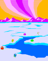 Pengo Arcade 02