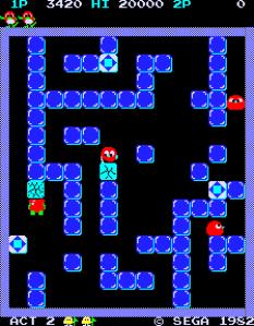 Pengo Arcade 12