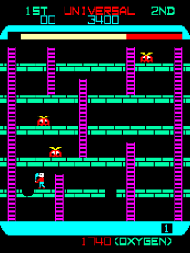 Space Panic Arcade 07