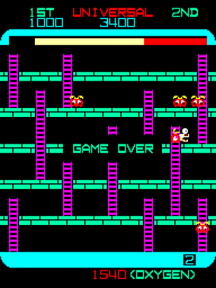 Space Panic Arcade 13