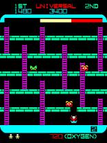 Space Panic Arcade 16