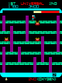 Space Panic Arcade 20