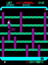 Space Panic Arcade 24