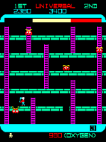 Space Panic Arcade 28