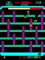 Space Panic Arcade 32