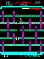 Space Panic Arcade 33
