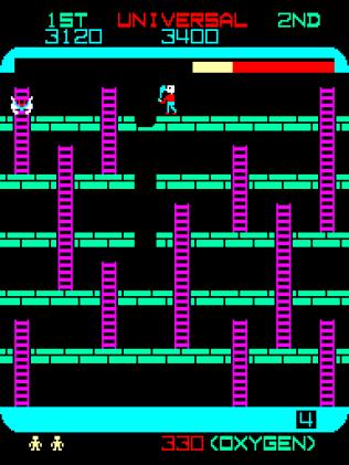 Space Panic Arcade 34