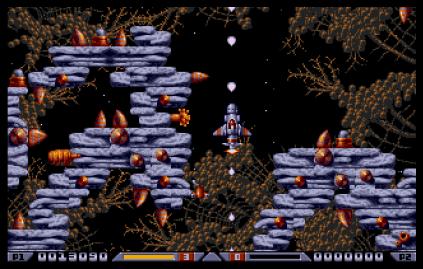Xenon 2 Megablast Amiga 12