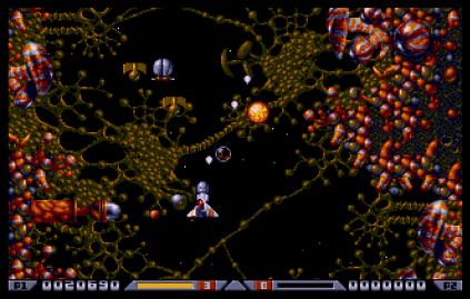 Xenon 2 Megablast Amiga 20