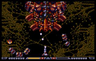 Xenon 2 Megablast Amiga 22