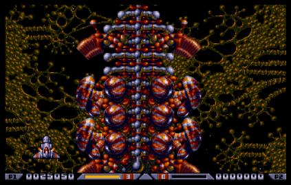 Xenon 2 Megablast Amiga 23