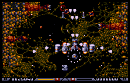 Xenon 2 Megablast Amiga 31