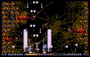 Xenon 2 Megablast Amiga 32