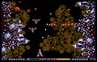 Xenon 2 Megablast Amiga 43