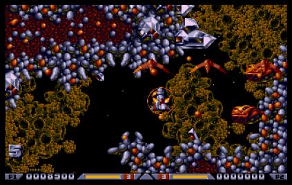 Xenon 2 Megablast Amiga 45