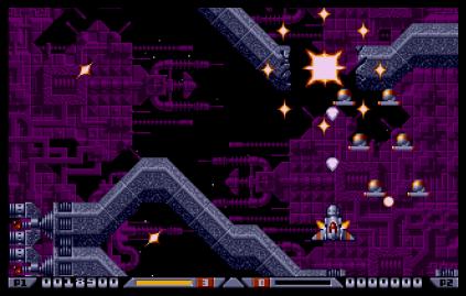 Xenon 2 Megablast Amiga 64