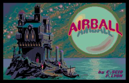 Airball Atari ST 01
