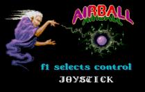 Airball Atari ST 02