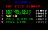 Airball Atari ST 73