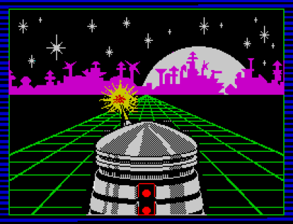 Alien Highway ZX Spectrum 01
