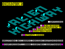 Alien Highway ZX Spectrum 03