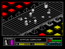 Alien Highway ZX Spectrum 07