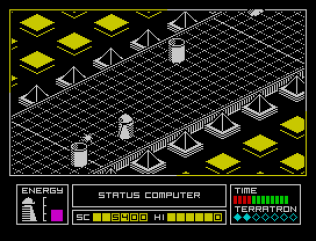 Alien Highway ZX Spectrum 10