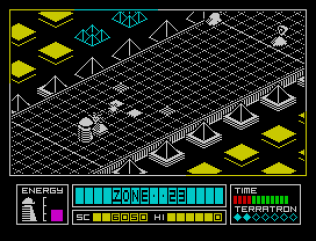 Alien Highway ZX Spectrum 11
