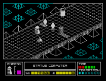 Alien Highway ZX Spectrum 13