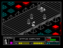 Alien Highway ZX Spectrum 14