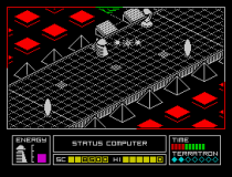 Alien Highway ZX Spectrum 15