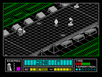 Alien Highway ZX Spectrum 16