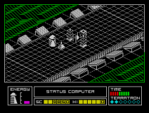 Alien Highway ZX Spectrum 17