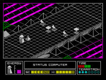 Alien Highway ZX Spectrum 19