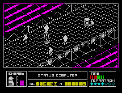 Alien Highway ZX Spectrum 20