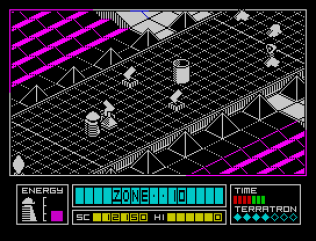 Alien Highway ZX Spectrum 21