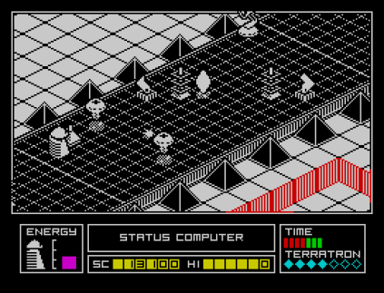 Alien Highway ZX Spectrum 23