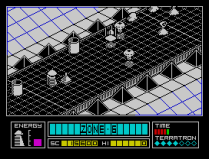 Alien Highway ZX Spectrum 25