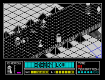 Alien Highway ZX Spectrum 30