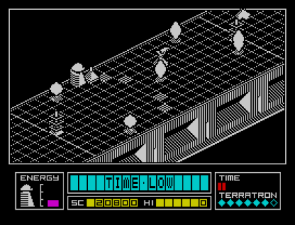 Alien Highway ZX Spectrum 31