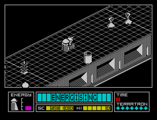 Alien Highway ZX Spectrum 32