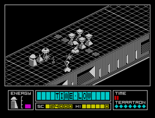 Alien Highway ZX Spectrum 33