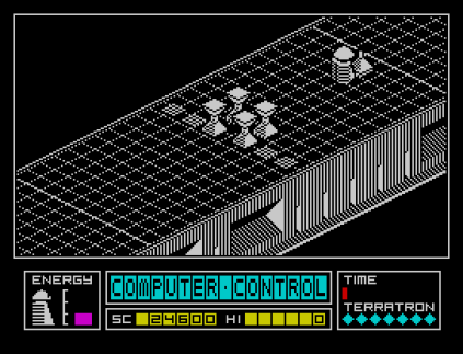 Alien Highway ZX Spectrum 34