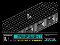 Alien Highway ZX Spectrum 35
